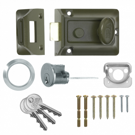 ERA 135 Non-Deadlocking Nightlatch