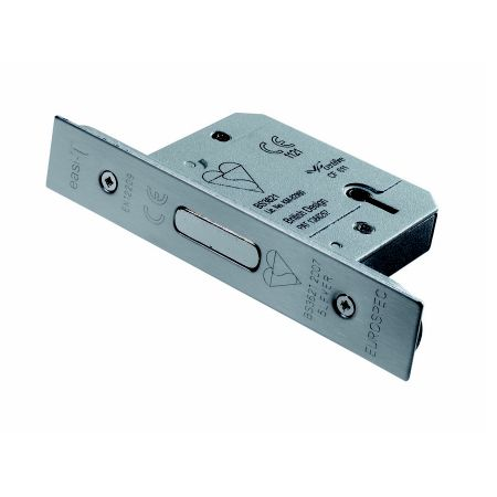 Eurospec Easi-T 5 Lever BS3621 Dead Lock