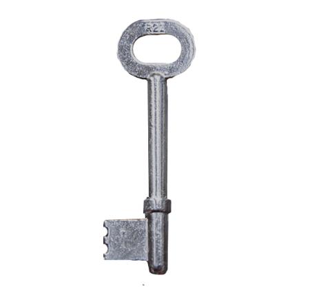 Key for Legge 2 Lever Mortice Lock - 'R' Series