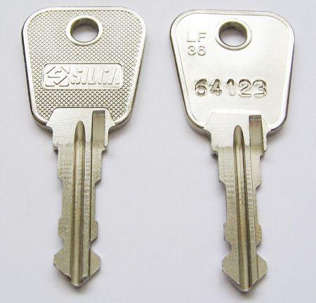 L&F Key Code Range: 64001-65000