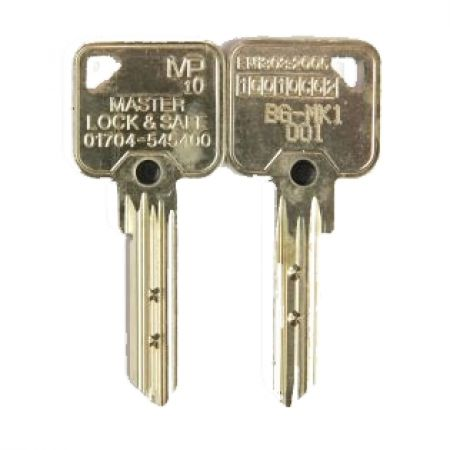 BG MK1 Prefix Eurospec MP10 Keys