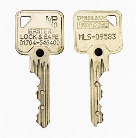 MLS Prefix Eurospec MP10 Keys