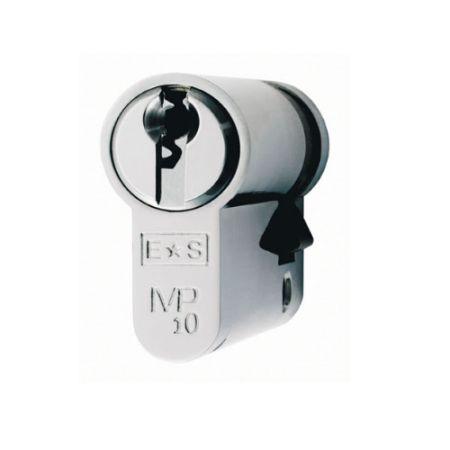MP10 Euro Profile Half Cylinder