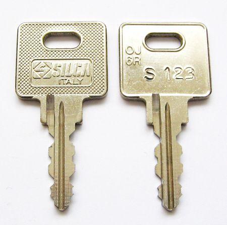 Ojmar S1-S698 Keys