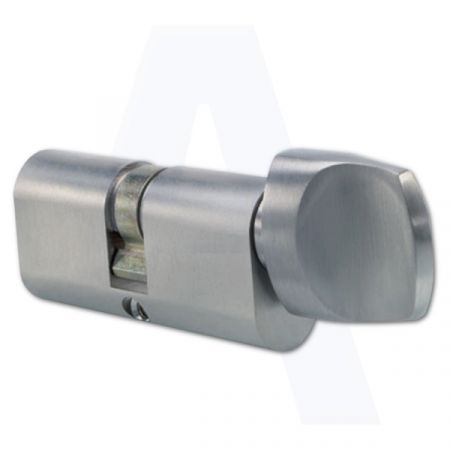 Evva EPS Oval Profile Cylinder and Turn