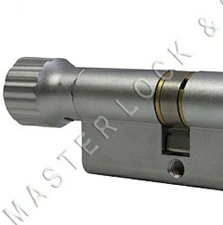 Assa P600 Euro Profile Cylinder and Turn P624