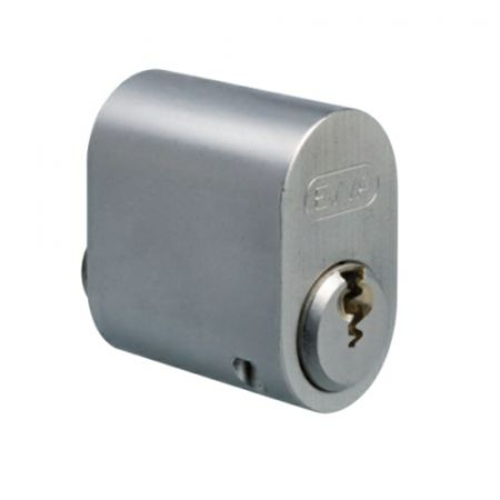 Evva EPS Scandinavian Oval Exterior Cylinder