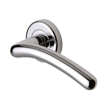 Sorrento Ico Handle on Rose SC-2012 Polished Chrome