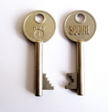 Additional Squire 220/440/660 Padlock Key When Ordered with Locks