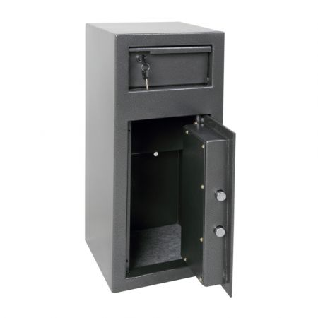 Phoenix SS0992KD Cashier Day Deposit Security Safe with Key Locks