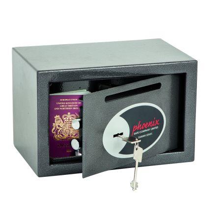 Phoenix Vela Deposit Home & Office SS0801 Size 1 Security Safe