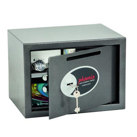 Phoenix Vela Deposit Home & Office SS0802 Size 2 Security Safe