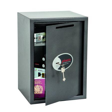 Phoenix Vela Deposit Home & Office SS0804 Size 4 Security Safe