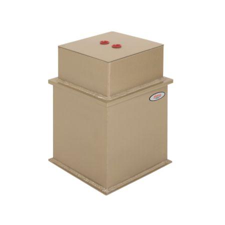 Phoenix Tarvos (9″ Square Door) UF0661K Underfloor £6K Safe with Key Lock