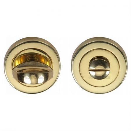 Heritage Brass 53mm Bathroom Thumbturn and Release V0678