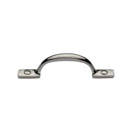 Heritage Brass Russell Cabinet Pull V1090 Polished Nickel