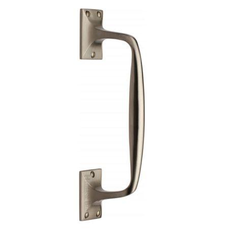 Heritage Brass Pull Handle V1150 Satin Nickel