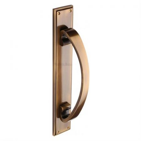 Heritage Brass Pull Handle V1162 Antique Brass