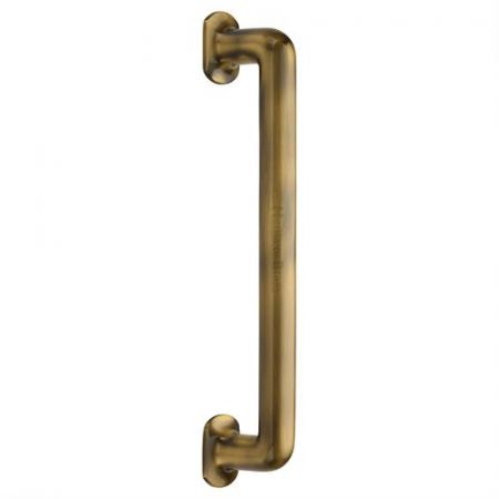 Heritage Brass 330mm Traditional Pull Handle V1376 Antique Brass