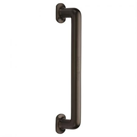 Heritage Brass 330mm Traditional Pull Handle V1376 Matt Bronze