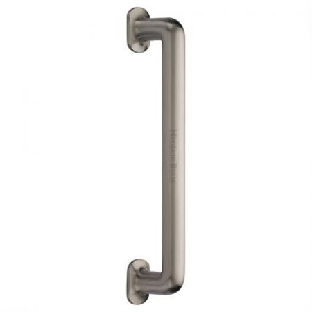 Heritage Brass 330mm Traditional Pull Handle V1376 Satin Nickel