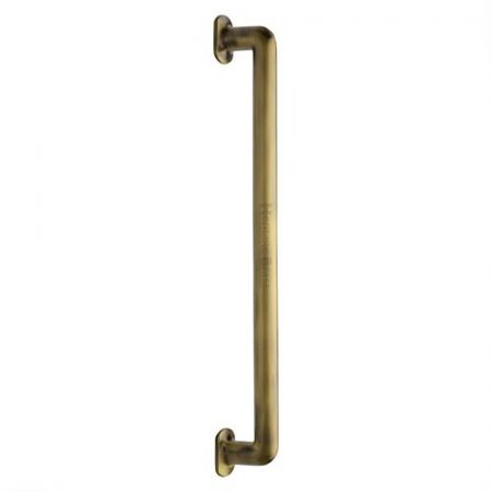Heritage Brass 482mm Traditional Pull Handle V1376 Antique Brass