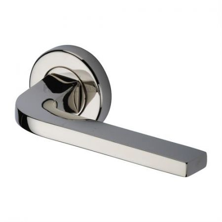 Heritage Brass V2015 Bellagio Handle on Rose Polished Nickel