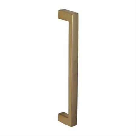 Heritage Brass Pull Handle V2056 Polished Brass