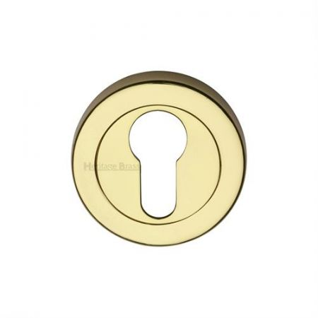 Heritage Brass 53mm Euro Profile Escutcheon V4020