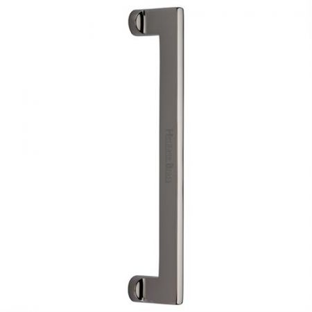 Heritage Brass 305mm Apollo Pull Handle V4150 Polished Nickel