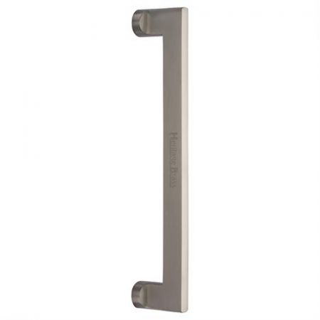 Heritage Brass 305mm Apollo Pull Handle V4150 Satin Nickel