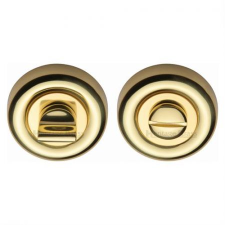 Heritage Brass 53mm Bathroom Thumbturn and Release V6720
