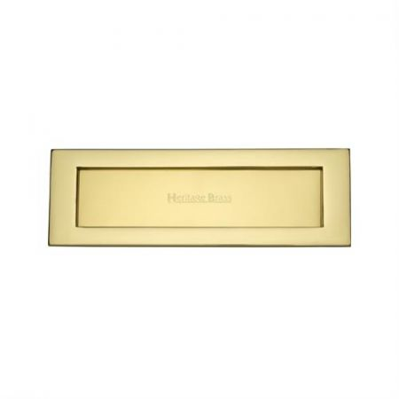 Heritage Brass Letter Plate V850 12