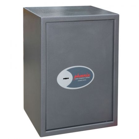 Phoenix Vela Home & Office SS0804K Size 4 Security Safe with Key Lock