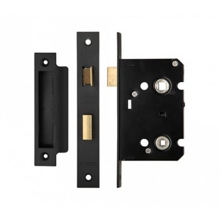 Zoo 64mm Contract Bathroom Lock ZBC64