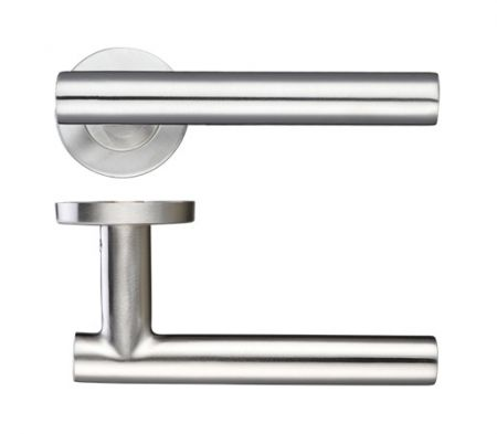 Zoo ZCS2130SS Stainless Steel T Bar Lever