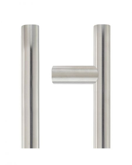 Zoo Stainless Steel 19mm Guardsman Pull Handles