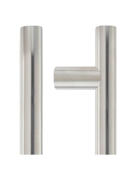Zoo Stainless Steel 22mm Guardsman Pull Handles