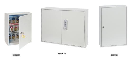 THE PHOENIX DEEP PLUS and PADLOCK KEY CABINETS KC0500 SERIES